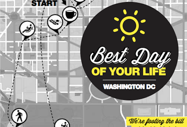 DC, the Best Day of Your Life is almost here