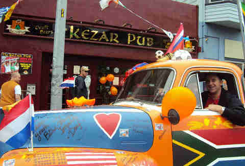The Kezar Pub