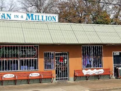Juan In a Million Exterior