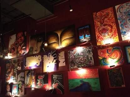 art at RedBar Gallery