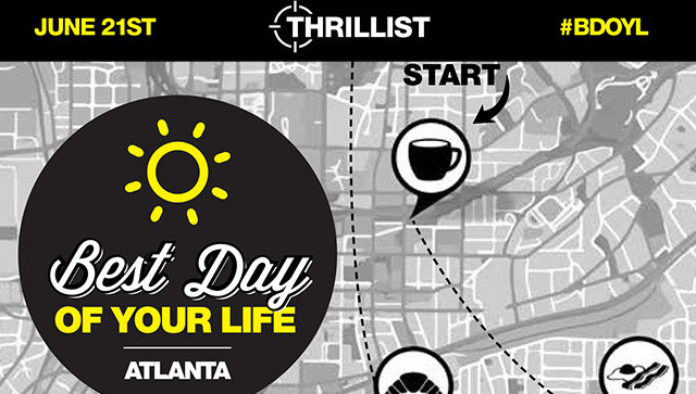 Atlanta, the Best Day of Your Life is almost here