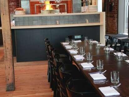 Ox steakhouse interior portland