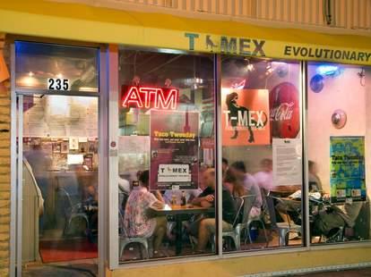 T-Mex exterior