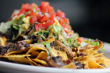 Brazilian nachos at Old Fifth in the West Loop