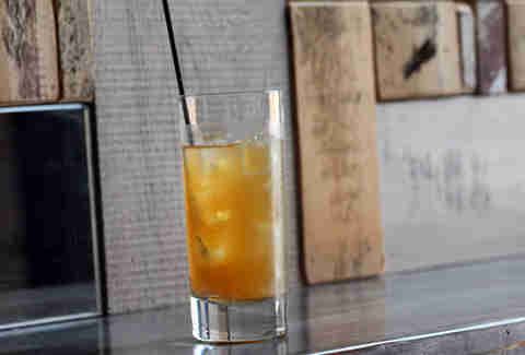 Old Fifth cocktail at Old Fifth in the West Loop