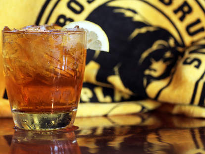 The Black & Gold at Ducali Pizzeria and Bar