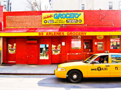 Arlene's Grocery on the LES