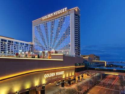 The Golden Nugget, Atlantic City, casino, hotel, The Deck