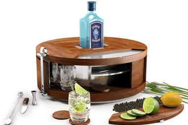 Gin Wheel fully open