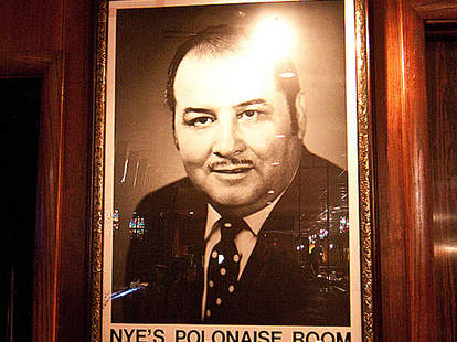Original Owner of Nye's Polonaise, Al Nye