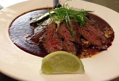 Organic skirt steak
