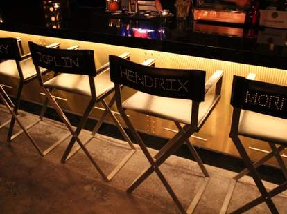 Chairs at Jelsomino in New York City