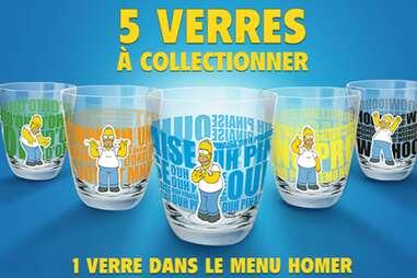 Homer Simpson Glasses
