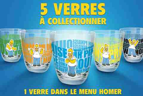 Homer Simpson Glasses