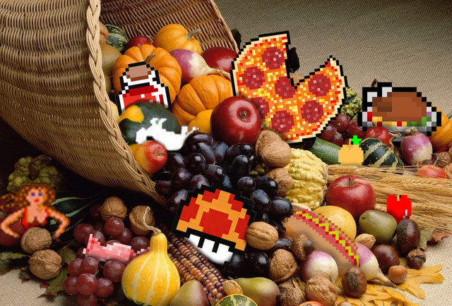 The 8-bit diet: The best and worst things about eating like a video game hero