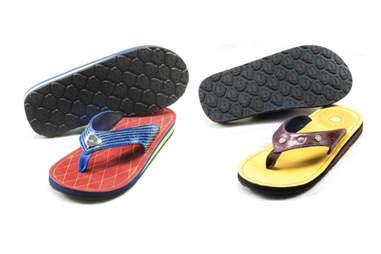 Battle ready flip-flops