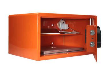 The MyCube Safe