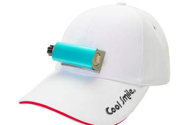 A Cool Smile hat