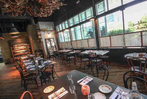 Interior at Mercat, Dallas TX