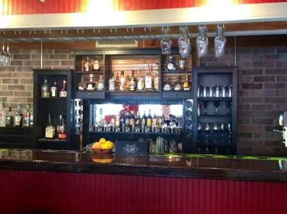 Mi Madre's Bar Interior