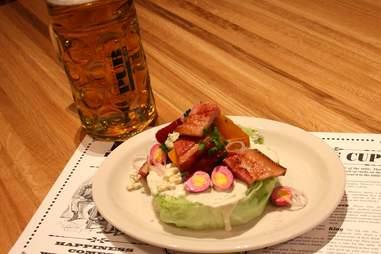 Michael Mina's Pub 1842 -- Wedge Salad