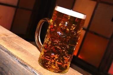 Michael Mina's Pub 1842 -- Beer