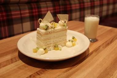 Michael Mina's Pub 1842 -- Cake