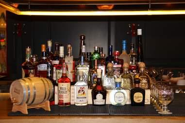 Michael Mina's Pub 1842 -- Bar