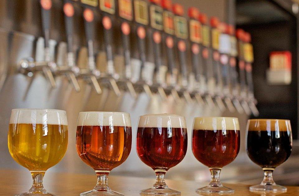 Great Divide Brewery A Denver Co Bar