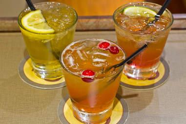 Brunswick's cocktails