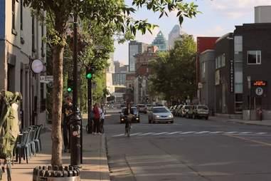 Ontario Street, Montreal