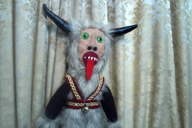 Ralphie the Doll, from Xmas With Krampus