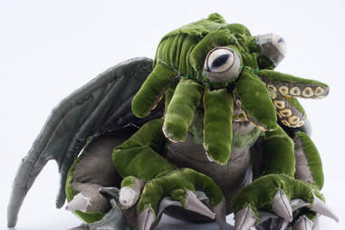 Call of the Cthulhu doll