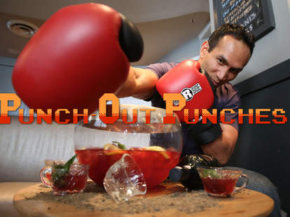 Punch Out Punches Thrillist
