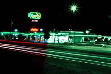 Wayne's Drive Inn, Lawton OK