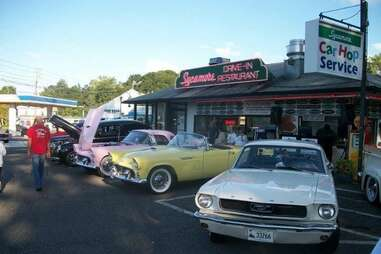 Sycamore Drive-In, Bethel CT
