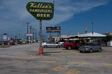 Keller's Burgers & Beer, Dallas TX