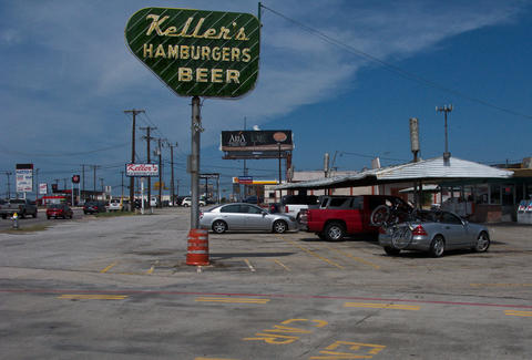 Keller's Burgers & Beer, Dallas TX