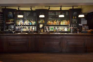 the bar at the miller