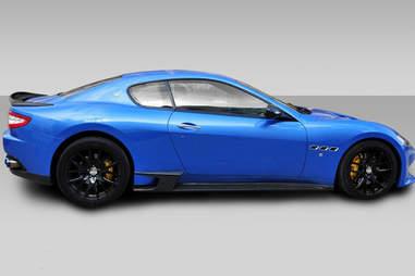 Maserati Gran Tourismo + S