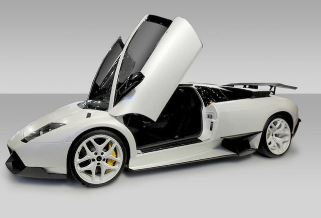 Check this slideshow for souped-up supercars