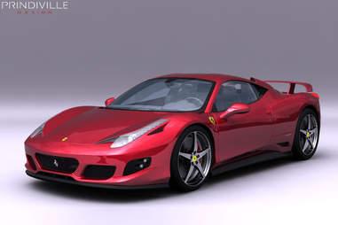 Ferrari 458 S1