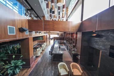Interior at Rare, Dallas TX