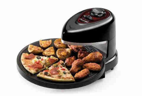 pizza and fried chicken oven