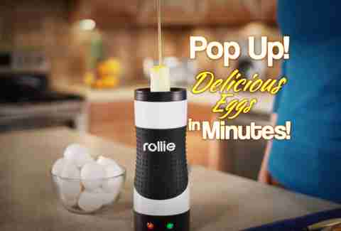 egg maker rollie