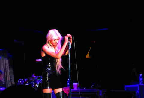 Taylor Momsen at the Paramount