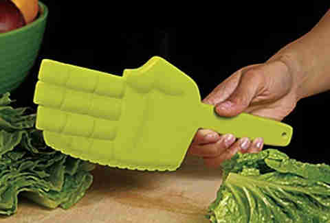 karate hand vegetable chopper