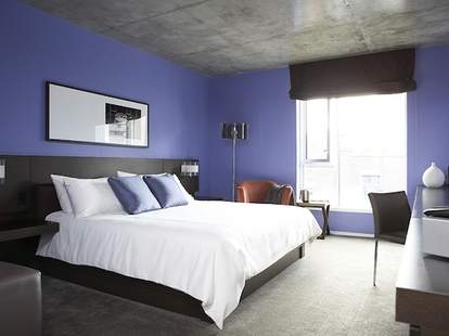 Room in Hotel 10 in Montreal