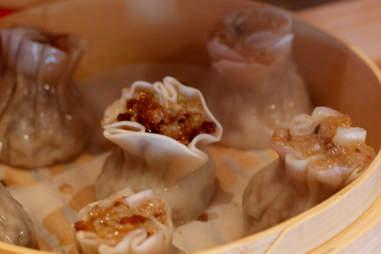 Dim Sum Garden dumplings at Yuboka at Revel in Atlantic City