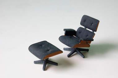 mini eames chair